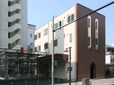 名古屋営業所社屋